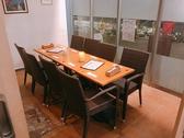 【開放的な個室】5名~10名収容可能な個室をご用意♪外が見渡せる開放的な個室でデート・お誕生日、記念日を!各種宴会でもご利用頂けます。