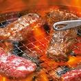 焼肉テーブルバイキング!新鮮なお肉を心ゆくまでご堪能下さい。「お肉は、三皿頼んだら二皿食べて三皿追加!」が美味しく食べるコツ!!