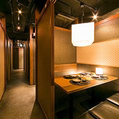 個室居酒屋 和菜美 wasabi 札幌駅前店の特集写真