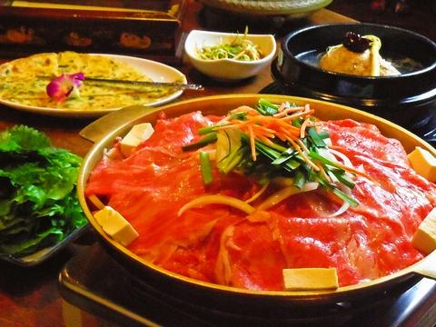 創作韓国料理 鳥打令
