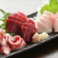料理メニュー写真熊本県産馬刺し