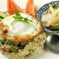【ナシゴレン】インドネシアの代表的な料理◇1200円(税抜)