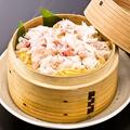 料理メニュー写真蟹セイロご飯