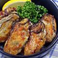 料理メニュー写真おすすめ 牡蠣のバター醤油焼(大粒5貫)