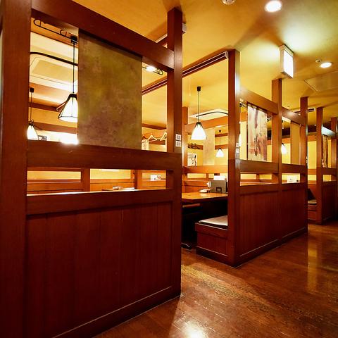 【完全個室】大人の隠れ家個室 奏屋-kanadeya-南越谷店|店舗イメージ6