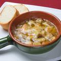 料理メニュー写真小海老とエリンギのアヒージョ