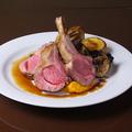 料理メニュー写真ニュージーランド産・骨付きラム肉のロティ