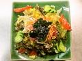 料理メニュー写真海鮮サラダ/大根サラダ