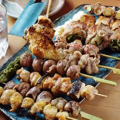 炭火串焼き 鬼灯のおすすめ料理1