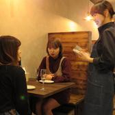 肉 チーズ まほろバル 栄店の雰囲気3