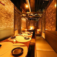 炭火焼鳥 鍋 鮮魚 個室居酒屋 銀の宴 八王子店の雰囲気1