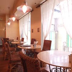 オクタホテルカフェ Octa Hotel Cafeの雰囲気1