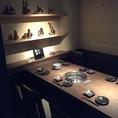 【1階】広々としたテーブル個室