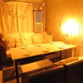 ≪ソファー×個室≫幅広い人数にもご対応可能です♪