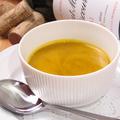 料理メニュー写真かぼちゃのスープ