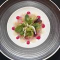料理メニュー写真(オードブル)魚のカルパッチョ