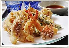 天ぷら割烹 天里の写真