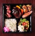 料理メニュー写真椿特製 肉弁当