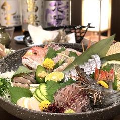 鮮魚と炭火焼き鳥 十五のおすすめ料理1