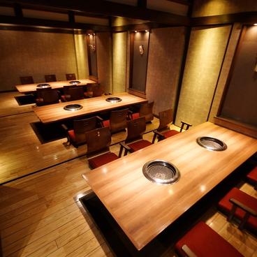 食道園 神戸三宮店の雰囲気1