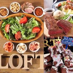 #THE LOFT ザ・ロフトのコース写真