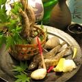 料理メニュー写真★おすすめ★本日の魚介の焼物