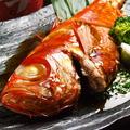 料理メニュー写真金目鯛のまる煮