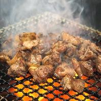 【金山でこだわり鶏料理を堪能】<780円>鶏もも焼き