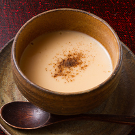 【36種の出汁を味わう唯一無二の絶品茶碗蒸し】