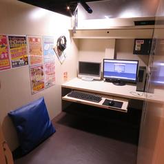 メディアカフェ ポパイ RR町田店の雰囲気1