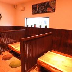 杏カフェの雰囲気1