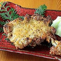 ―骨付き鶏・焼鳥など…鶏料理専門店―
