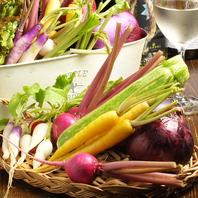 ☆契約農家直送の有機野菜☆