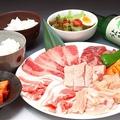 料理メニュー写真【ツインセット(2名様向け)】