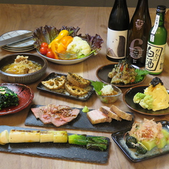 ALL (W)RIGHT sake placeのおすすめ料理1