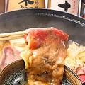 料理メニュー写真【国産】和牛のすき焼き 1人前 ※すき焼きは要予約