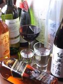ワインや日本酒、紹興酒など、ドリンクメニューも豊富に取り揃えております♪