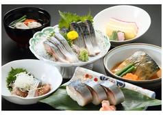 鯖と創作料理の店 廣半のコース写真