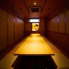 全席個室 炭火居酒屋 とりのす 所沢プロぺ通り店の雰囲気1