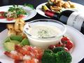 料理メニュー写真厳選した食材を使用の多彩な創作料理が多数♪