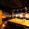 渋谷店では大人数の団体様は複数のお席をご用意させて頂いております!渋谷での貸切ご宴会などお気軽にご相談下さい♪渋谷で居酒屋をお探しなら当店へ!お得な飲み放題付コースもご用意致しております!渋谷駅徒歩2分!