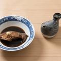 料理メニュー写真キンキ煮つけ(骨汁付)