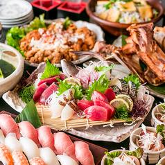 寿司居酒屋 海福 本店のコース写真