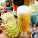 モチロン、各種ご宴会に便利な飲み放題も!
