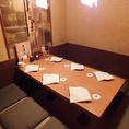 ゆったり寛げる和空間で各種ご宴会を!大小様々な個室をご用意しております。(写真は系列店)