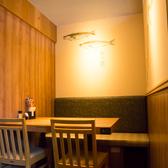 北海道はでっかい道 オホーツクの恵み 網走市 新橋店の雰囲気3