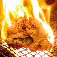 肉焼きのプロが最高の火加減でお肉を焼きます!