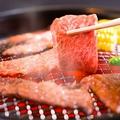 料理メニュー写真牛楽カルビ(タレor塩こしょう)/牛カルビ(タレor塩こしょう)