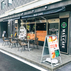 MAX CAFE 梅田WEST店の写真