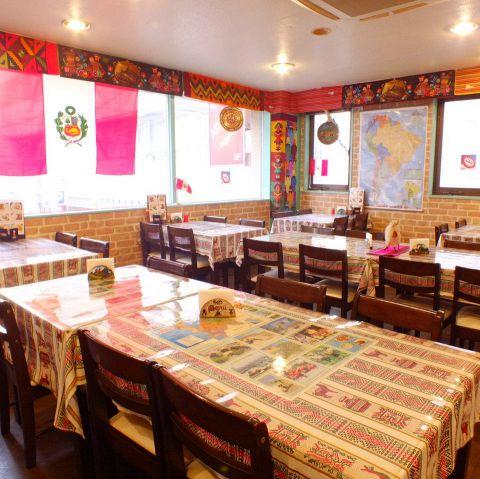 ペルー料理 arcoiris アルコイリス 五反田店|店舗イメージ6